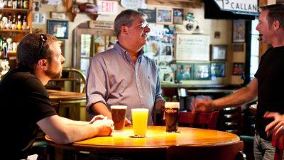 Permalink to:November 2, Donovan's Pub, Springfield